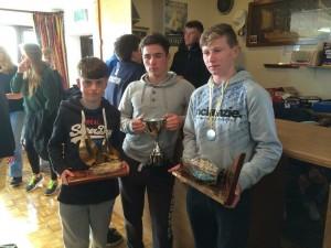 Conor, Brian & Darragh