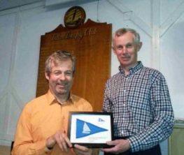 Austin O'Carroll 'Road to Rio' Talk Sutton Dinghy Club