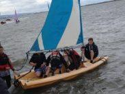 Try Sailing @ Sutton Dinghy Club 2016