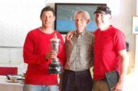 Prizegiving GP14 Leinsters