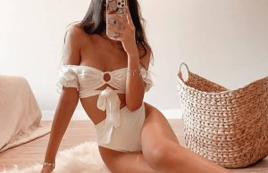 Alanna Panday's Mirrors Selfies Set The Temperature Soaring in White Bikini