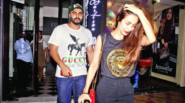 Arjun Kapoor and Malaika Arora test postive for Covid-19