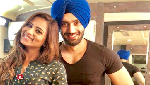 Sargun Mehta Come out in support of BB 14 contestant Shehzad Deol