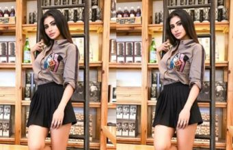 Mouni Roy Looks Drop-dead Gorgeous In This Outfit