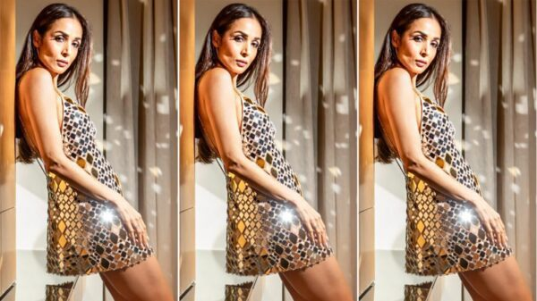 7 Sexiest Backless Photos of Malaika Arora -