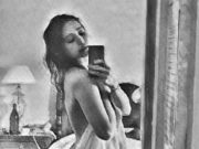 Asha Negi Topless photo goes viral on social media