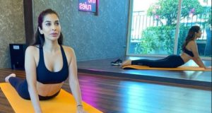 This is the secret of Sophie Choudry's enviable fitness