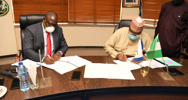 NCC and FIRS Chairmen