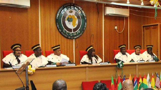 ECOWAS-Court-Judges