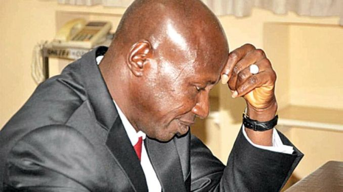 Salami probe: Magu's lawyer fumes, says suspended EFCC boss 'will be vindicated'