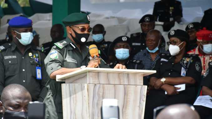 South-East Security: IGP flags off 'Operation Restore Peace' in Enugu  Newsdiaryonline