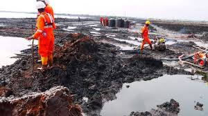$1 Billion and 30 years, thats how much and how long it will take to cleanup Ogoni land