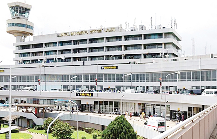 26 Americans Arrive Lagos Airport Without Screening