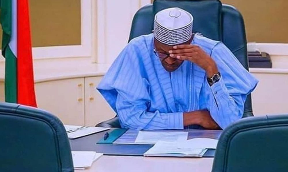 President Buhari's Nephew Is Dead