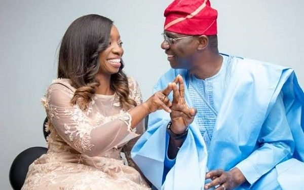 Sanwo-Olu, wife test negative for COVID-19