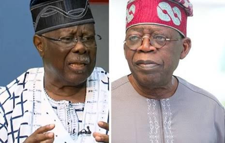 'What Is Happening To Tinubu Is A Judgment Of God, He'll Vomit Everything He Has Stolen' – Bode George Blows Hot