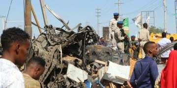 Five Killed, 10 Injured in Bomb Attack