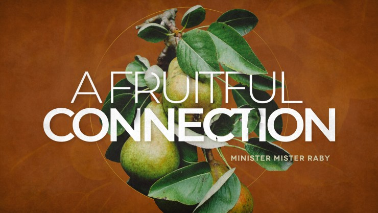 A Fruitful Connection Image