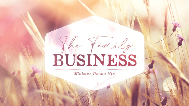 The Family Business Image