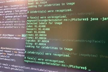 rekognition ubuntu