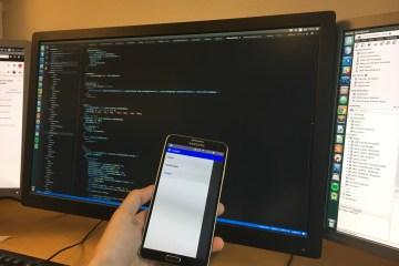 App-utveckling på New Seed