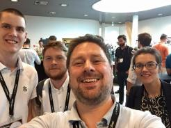 At The Frontend CPH 2016 New Seed IT--Solutions