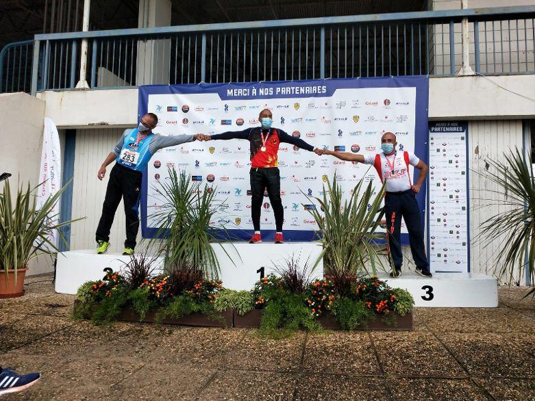 VENISSIEUX | Un titre national en sprint à l'AFA Feyzin-Vénissieux