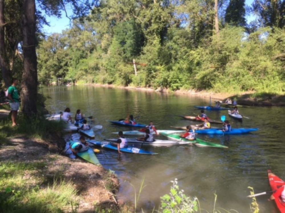 VAULX-EN-VELIN | Une quarantaine de kayakistes à la Coupe des jeunes