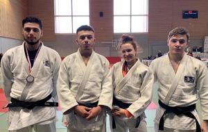 EST- LYONNAIS | Bons résultats du Judo Club de l'Est Lyonnais