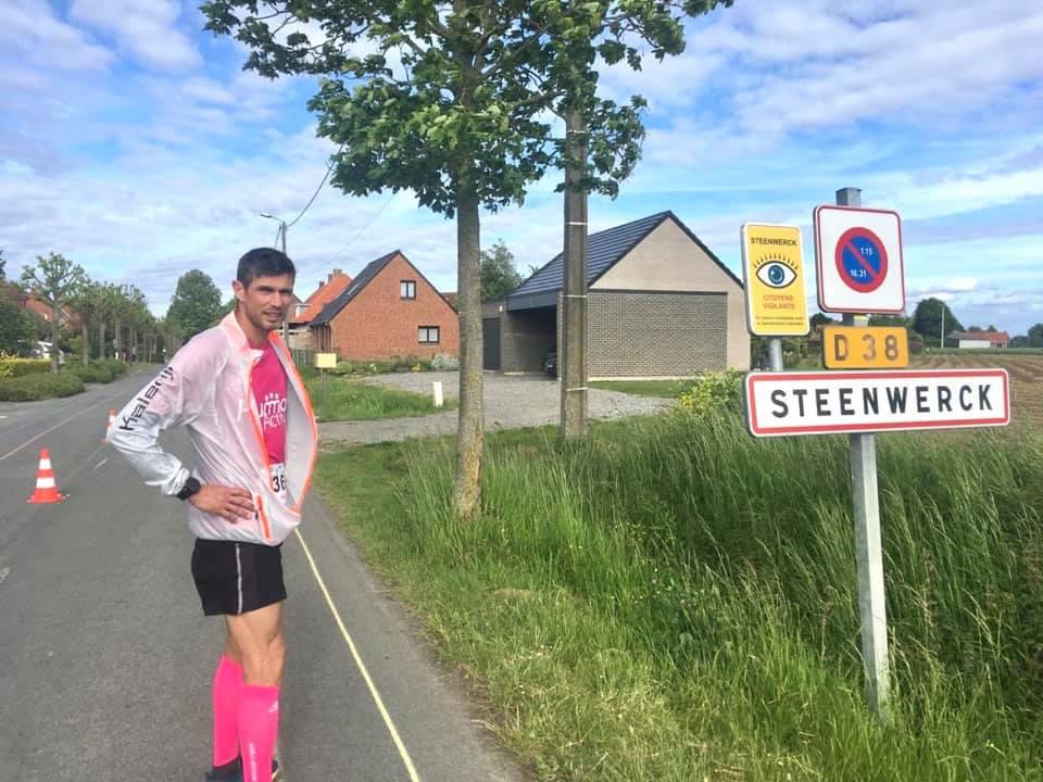 DECINES | Guillaume Schroll > 100 km, tout simplement