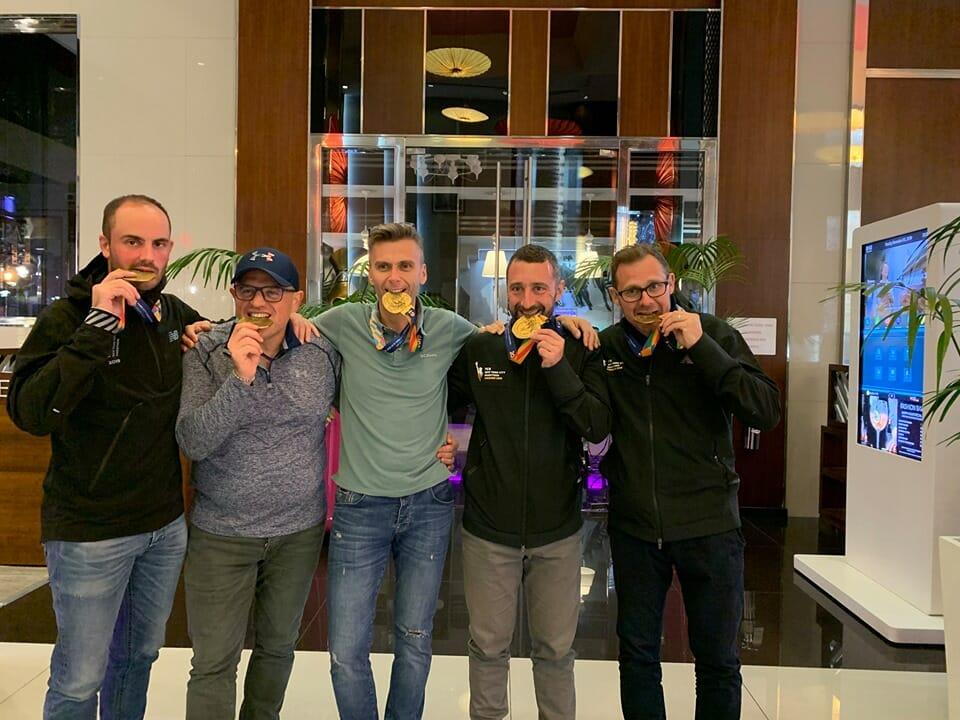 PUSIGNAN | 6 marathoniens 100 % finishers à CoursAPuz !