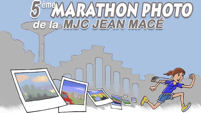 LYON 7   Exposition 5° édition du Marathon Photo