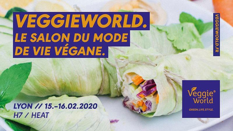 LYON 2 | 4° salon VeggieWorld