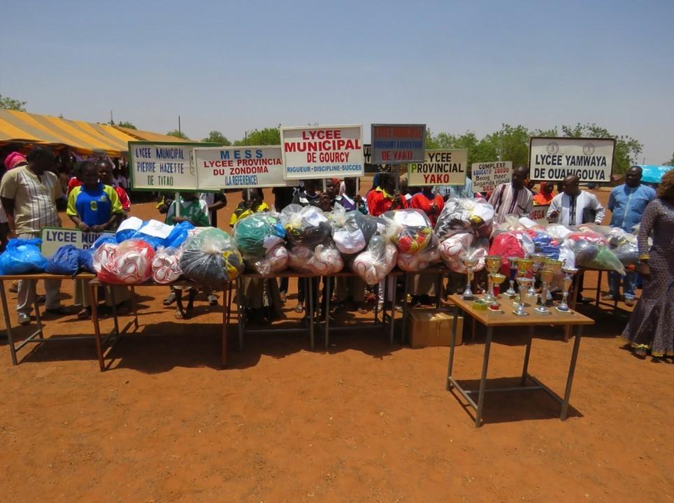VILLEURBANNE | « Un Ballon pour le Burkina » avec ASUL