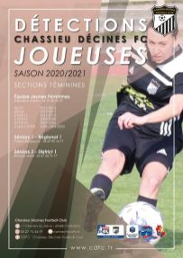 RECRUTEMENT CDFC JOUEUSES