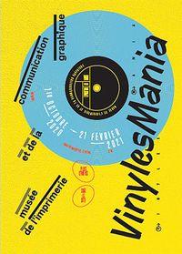 LYON | VINYLESMANIA >>>> une reconquête musicale >>>>>>>> (jusqu'au 7 mars)