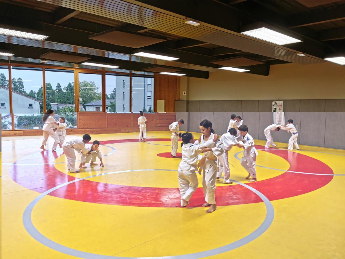 1 jour, 1 association | Le Judo Club de l'Est Lyonnais