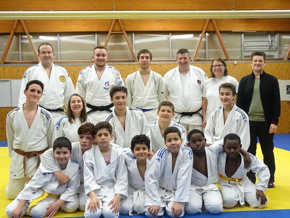 Judo Club de Saint-Priest | «la prochaine rentrée risque d'être très difficile»
