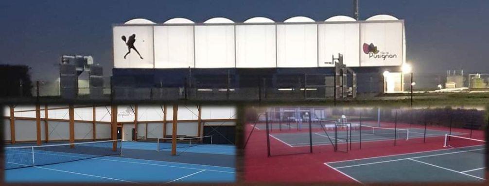 PUSIGNAN Tennis   « pas d'augmentation de cotisations pour la saison 2021-2022 comme l'an dernier »