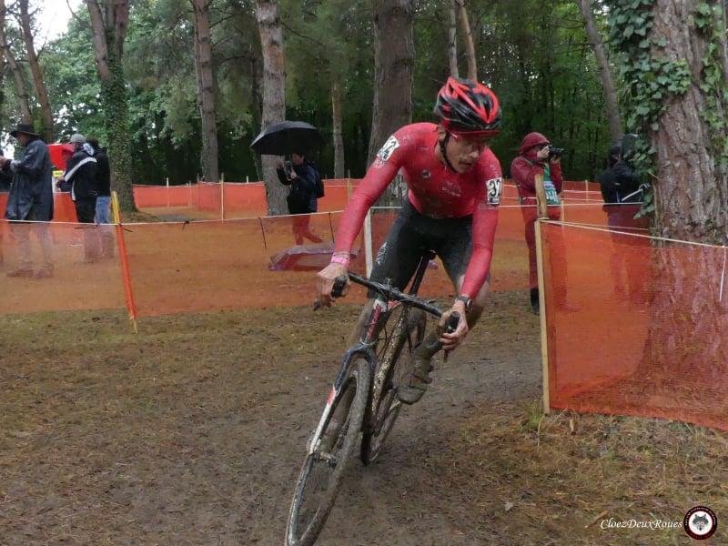 VAULX-EN-VELIN   Mathéis Cloez revient sur sa participation à la Coupe de France de cyclo-cross