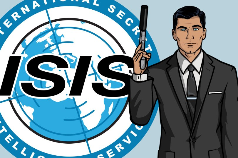 Archer and the ISIS name