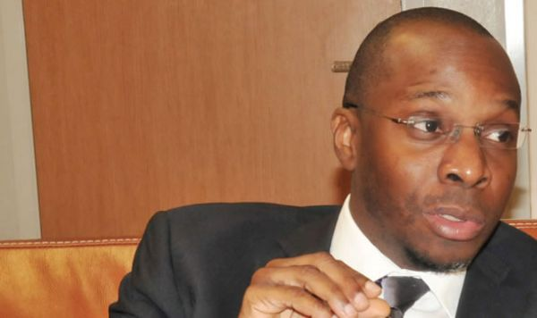 Image result for Statistician General for the Federation/Chief Executive, NBS, Dr. Yemi Kale