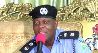 •Lagos Police Commissioner Edgal Imohimi