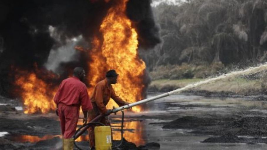 LESS THAN 24 HOURS AFTER PEACE TALK WITH FG, NIGER DELTA MILITANTS BLOW UP NPDC FLOW STATION IN DELTA