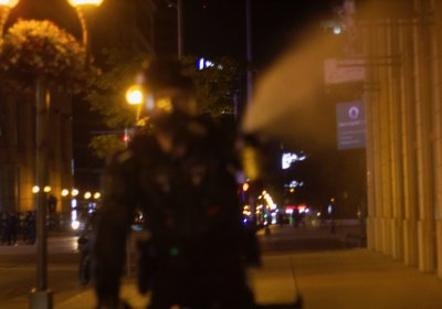 U.S. police have attacked journalists more than 110 times since May 28