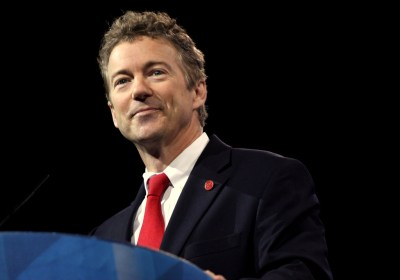 Rand Paul says he won't get a Covid vaccine