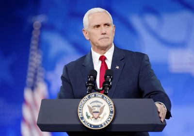 Pence calls Jan. 6 a 'dark day,' says he may never see 'eye to eye' with Trump over it