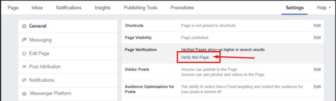 facebook verification 1