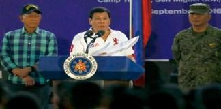Duterte White folder