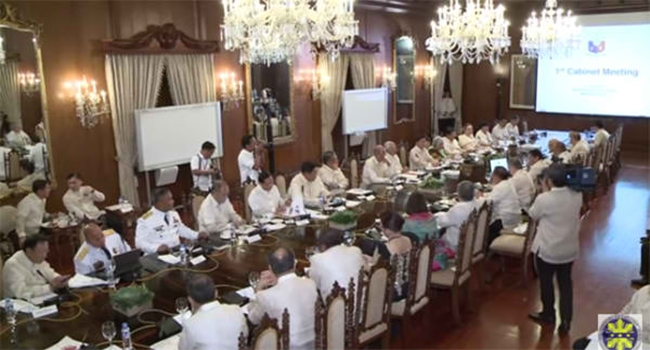 Appointment Of 15 Cabinet Members Not Approved By CA